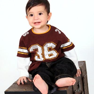 Bebés/Niños Tradicional Estudio