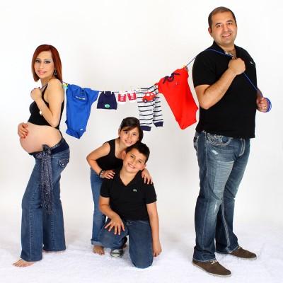 Fotos Embarazo Estudio