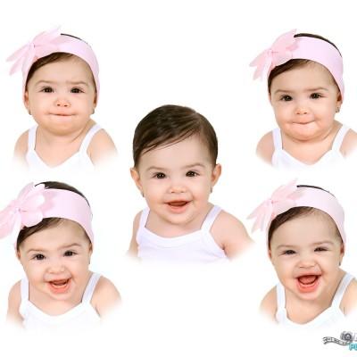 Bebés/Niñas Collages